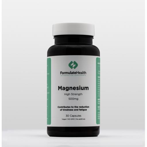 High Strength Magnesium